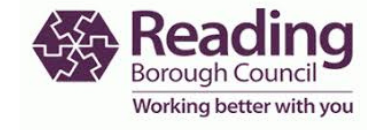 Reading Council Logo